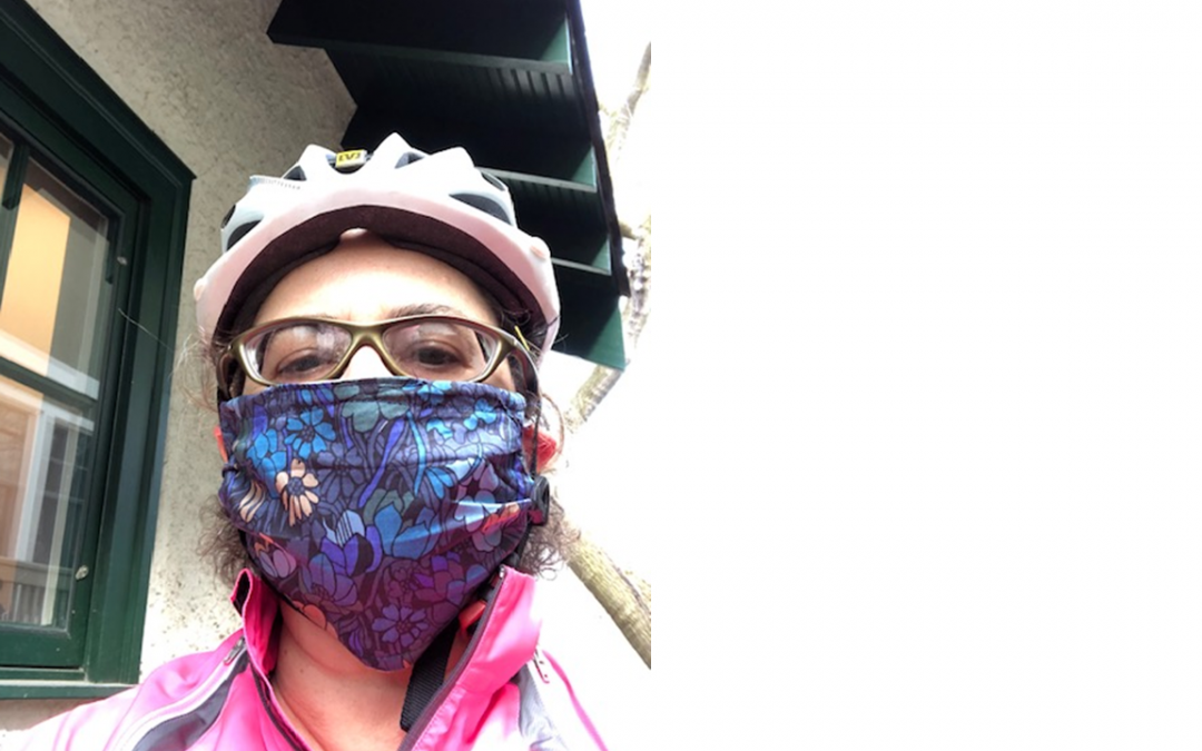 Riding in a Pandemic – a Source of Vitamin D and Strength